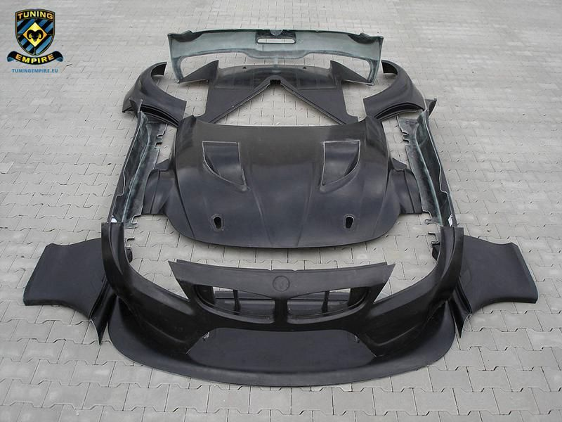 BMW Z4 E89 Carbon GT3 Racing Bodykit tuning empire (4)