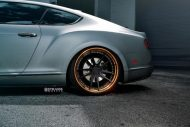 Bentley Continental GT Speed Strasse Wheels SV1 Alufelgen Tuning 10 190x127 Bentley Continental GT Speed auf Strasse Wheels Alufelgen