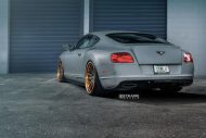 Bentley Continental GT Speed Strasse Wheels SV1 Alufelgen Tuning 6 190x127 Bentley Continental GT Speed auf Strasse Wheels Alufelgen