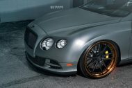 Bentley Continental GT Speed Strasse Wheels SV1 Alufelgen Tuning 9 190x127 Bentley Continental GT Speed auf Strasse Wheels Alufelgen