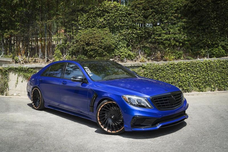 Black Bison Edition Mercedes Benz S Klasse W222 by RDB LA Tuning 2 Black Bison Edition Mercedes Benz S Klasse W222 by RDB LA