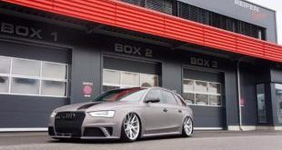 BlackBox Richter Audi RS4 B8 Avant Mattgrau Folierung Tuning 1 1 e1463546044140 310x165 Mega Schick   BlackBox Richter Audi RS4 B8 Avant in Mattgrau