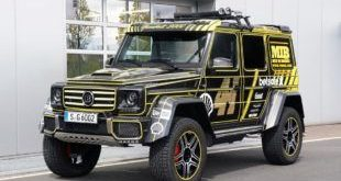 Brabus G6000 G500 4 %C3%97 4%C2%B2 2016 Gumball 3000 Rally Mercedes Tuning 1 e1462353018609 310x165 Wer die Wahl hat... Brabus Fine Leder Interieur Fotostory