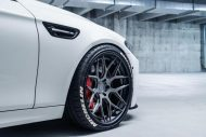 Brixton Forged CM8 21 Zoll BMW M5 F10 Tuning 6 190x127 HAMMER   Brixton Forged CM8 in 21 Zoll am BMW M5 F10 in Weiß