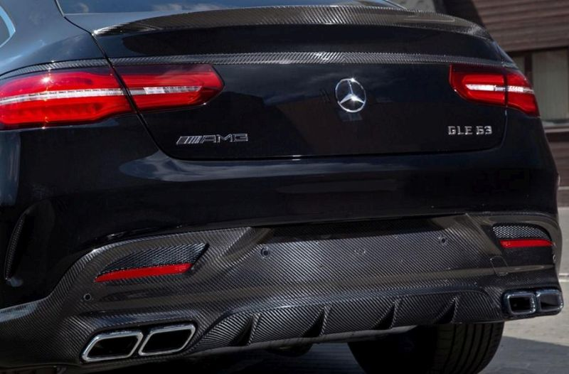 Carbon Bodykit Tuning Empire Mercedes GLE63 AMG Coupe (14)