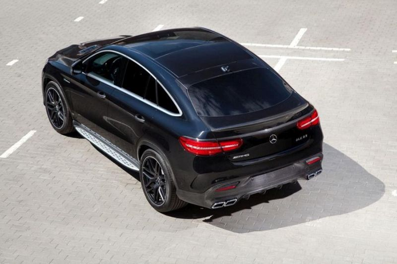 Carbon Bodykit Tuning Empire Mercedes GLE63 AMG Coupe (16)