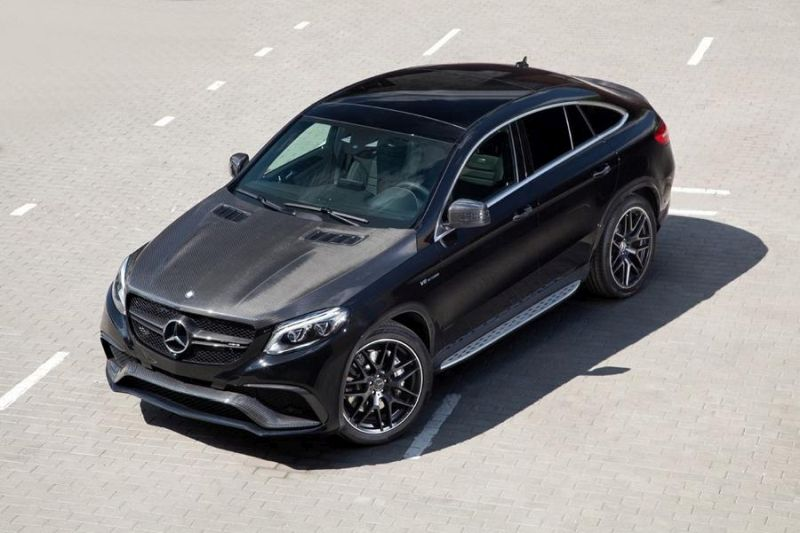 Carbon Bodykit Tuning Empire Mercedes GLE63 AMG Coupe 2 Carbon Bodykit von Tuning Empire am Mercedes GLE63 AMG Coupe