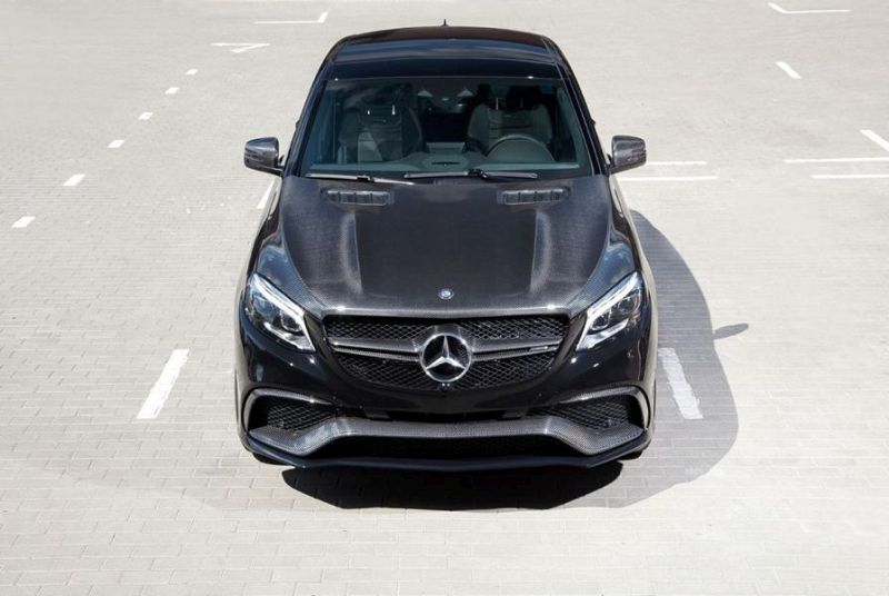 Carbon Bodykit Tuning Empire Mercedes GLE63 AMG Coupe (21)