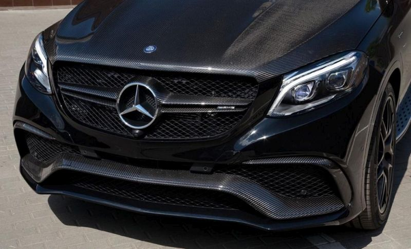 Carbon Bodykit Tuning Empire Mercedes GLE63 AMG Coupe (22)