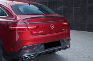 Carbon Bodykit Tuning Empire Mercedes GLE63 AMG Coupe 7 1 190x126 Carbon Bodykit von Tuning Empire am Mercedes GLE63 AMG Coupe