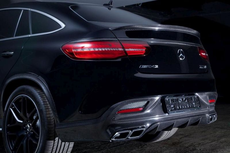 Carbon Bodykit Tuning Empire Mercedes GLE63 AMG Coupe (7)