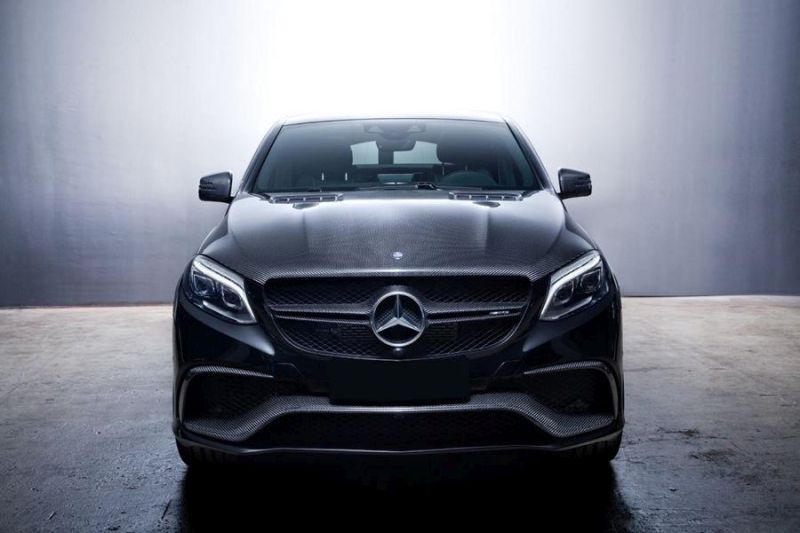 carbon bodykit tuning empire mercedes gle63 amg coupe 9. Black Bedroom Furniture Sets. Home Design Ideas