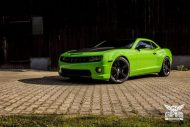 Chevrolet Camaro Grass Green SchwabenFolia CarWrapping Folierung Tuning 4 190x127 Chevrolet Camaro in Grass Green by SchwabenFolia CarWrapping