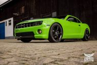 Chevrolet Camaro Grass Green SchwabenFolia CarWrapping Folierung Tuning 6 190x127 Chevrolet Camaro in Grass Green by SchwabenFolia CarWrapping