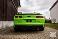 Chevrolet Camaro Grass Green SchwabenFolia CarWrapping Folierung Tuning 9 190x127 Chevrolet Camaro in Grass Green by SchwabenFolia CarWrapping
