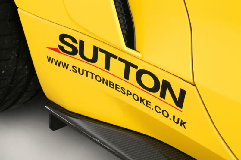 Clive Sutton Ford Mustang GT CS700 700PS Carbon Bodykit Tuning (13)