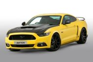 Clive Sutton Ford Mustang GT CS700 700PS Carbon Bodykit Tuning 2 190x127 Clive Sutton Ford Mustang GT CS700 mit 700PS & Carbon Bodykit