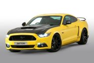 Clive Sutton Ford Mustang GT CS700 700PS Carbon Bodykit Tuning 3 190x127 Clive Sutton Ford Mustang GT CS700 mit 700PS & Carbon Bodykit