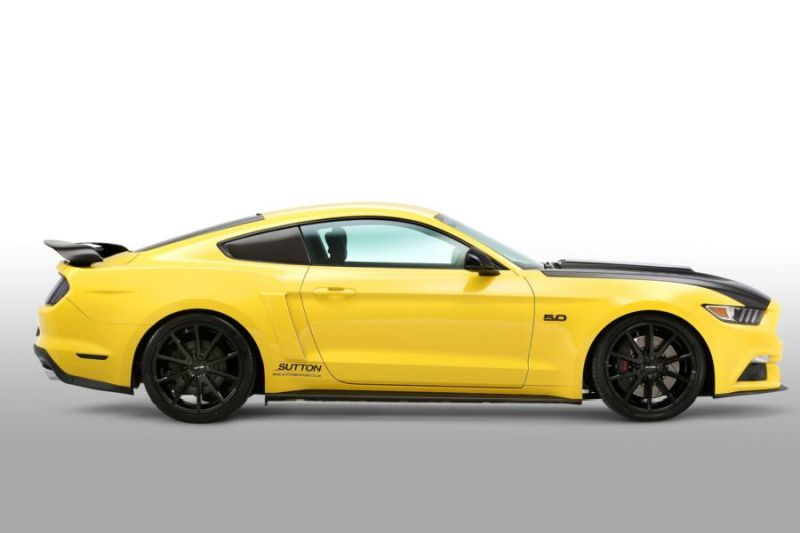 Clive Sutton Ford Mustang GT CS700 700PS Carbon Bodykit Tuning (5)