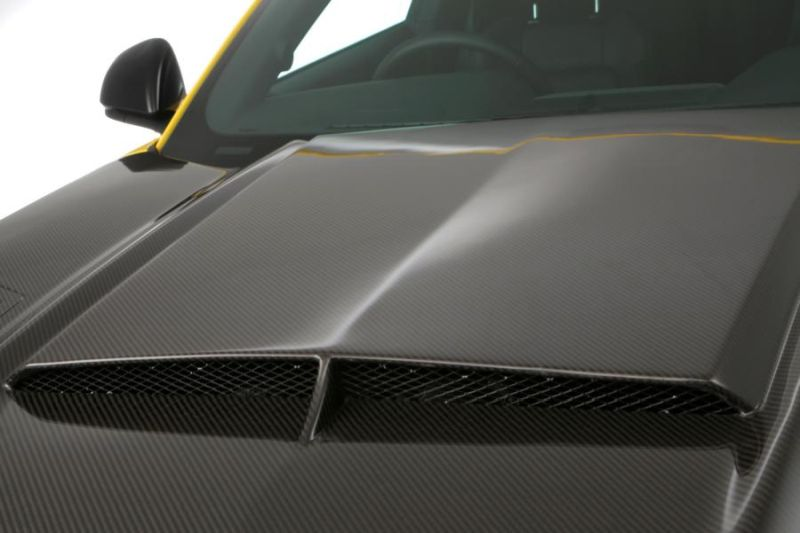 Clive Sutton Ford Mustang GT CS700 700PS Carbon Bodykit Tuning (7)