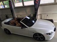 Diamond White BMW M6 E63 Cabrio 2M Designs Folierung 3 190x143 Diamond White BMW M6 E63 Cabrio von 2M Designs