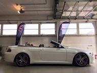 Diamond White BMW M6 E63 Cabrio 2M Designs Folierung 4 190x143 Diamond White BMW M6 E63 Cabrio von 2M Designs
