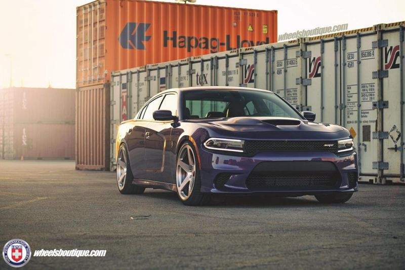 Dodge Charger SRT Hellcat 20 Zoll HRE 305M Tuning Wheelsboutique 10