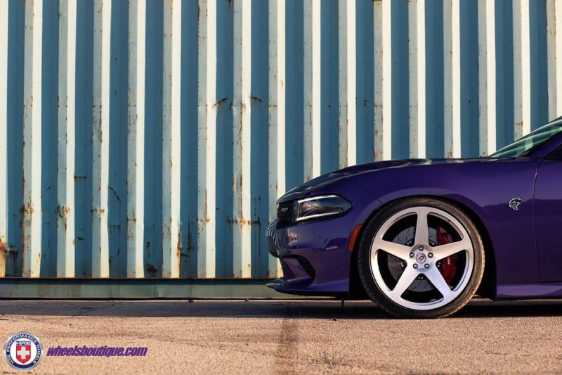 Dodge Charger SRT Hellcat 20 Zoll HRE 305M Tuning Wheelsboutique 2