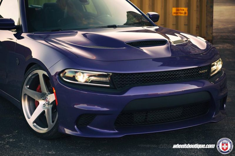 Dodge Charger SRT Hellcat 20 Zoll HRE 305M Tuning Wheelsboutique 3