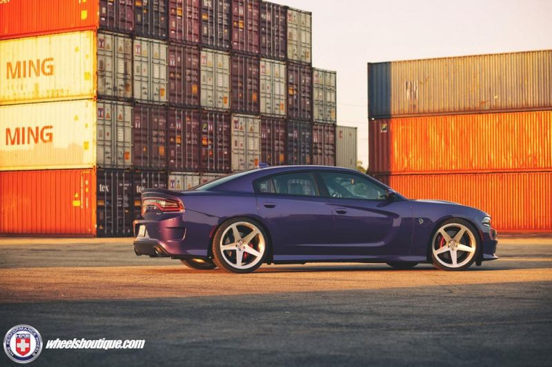 Dodge Charger SRT Hellcat 20 Zoll HRE 305M Tuning Wheelsboutique 7