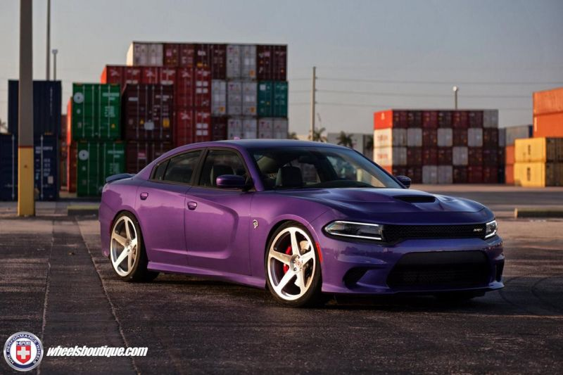 Dodge Charger SRT Hellcat 20 Zoll HRE 305M Tuning Wheelsboutique 9