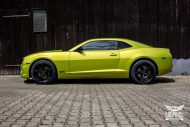 Electric Lime Green Chevrolet Camaro SS SchwabenFolia Tuning 2 190x127 Electric Lime Green Chevrolet Camaro SS by SchwabenFolia