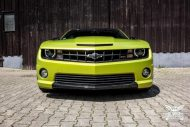 Electric Lime Green Chevrolet Camaro SS SchwabenFolia Tuning 9 190x127 Electric Lime Green Chevrolet Camaro SS by SchwabenFolia