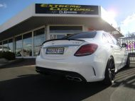 Extreme Customs Germany Mercedes AMG C63 20 Zoll Tuning 4 190x143 Extreme Customs Germany Mercedes AMG C63 auf 20 Zoll