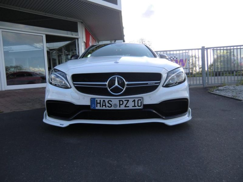 Extreme Customs Germany Mercedes AMG C63 20 Zoll Tuning 6