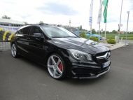 Extreme Customs Germany Mercedes CLA45 AMG CV3 R Tuning 5 190x143 Extreme Customs Germany Mercedes CLA45 AMG auf CV3 R Alu's