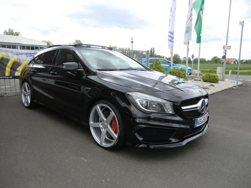 Extreme Customs Germany Mercedes CLA45 AMG CV3-R Tuning 5