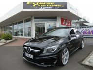 Extreme Customs Germany Mercedes CLA45 AMG CV3 R Tuning 6 190x143 Extreme Customs Germany Mercedes CLA45 AMG auf CV3 R Alu's