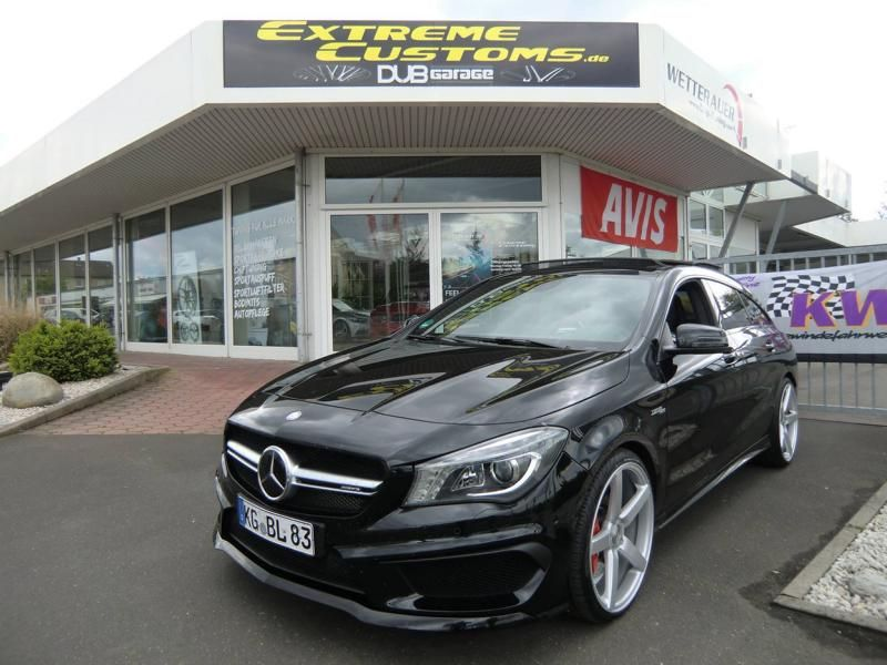 Extreme Customs Germany Mercedes CLA45 AMG CV3-R Tuning 6