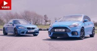 Ford Focus RS vs BMW M2 F87 Coupe 1 e1462593411410 310x165 Video: Tracktest   Ford Focus RS vs BMW M2 F87 Coupe