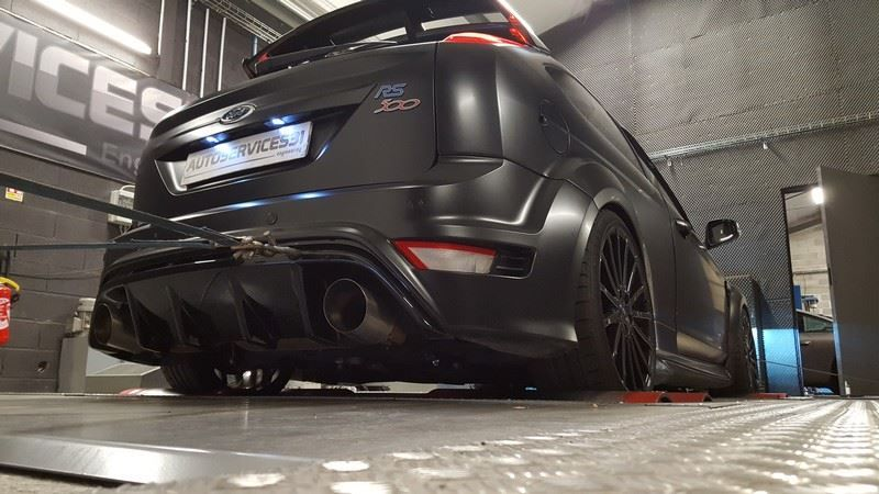 Ford Focus RS500 Chiptuning 376PS Autoservices31 3