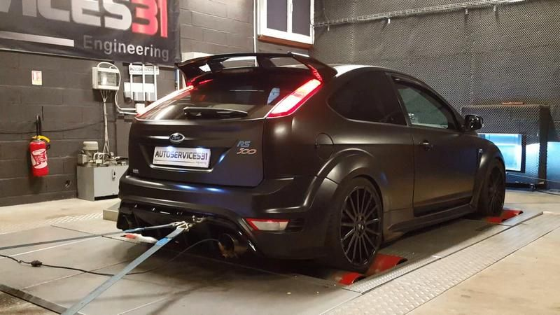 Ford Focus RS500 Chiptuning 376PS Autoservices31 5