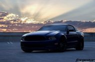 Forgestar CF10 KW V3 Coilovers Hotchkis tuning Ford Mustang GT S197 modbargains 1 190x125 Fotostory   Widebody Ford Mustang GT by ModBargains