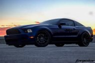Forgestar CF10 KW V3 Coilovers Hotchkis tuning Ford Mustang GT S197 modbargains 3 190x127 Fotostory   Widebody Ford Mustang GT by ModBargains
