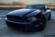 Forgestar CF10 KW V3 Coilovers Hotchkis tuning Ford Mustang GT S197 modbargains 5 190x127 Fotostory   Widebody Ford Mustang GT by ModBargains