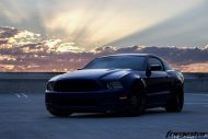 Forgestar CF10 KW V3 Coilovers Hotchkis tuning Ford Mustang GT S197 modbargains 8 190x127 Fotostory   Widebody Ford Mustang GT by ModBargains
