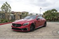Forgiato Wheels Wald Internationale Mercedes Coupe S63 AMG C217 Tuning 1 190x127 Forgiato Wheels Alu's am Wald Internationale Mercedes Coupe