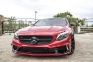 Forgiato Wheels Wald Internationale Mercedes Coupe S63 AMG C217 Tuning 4 190x127 Forgiato Wheels Alu's am Wald Internationale Mercedes Coupe