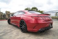 Forgiato Wheels Wald Internationale Mercedes Coupe S63 AMG C217 Tuning 9 190x127 Forgiato Wheels Alu's am Wald Internationale Mercedes Coupe