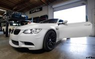 Frozen White BMW E92 M3 EAS Tuning V8 18 190x119 Fotostory: Frozen White BMW E92 M3 by EAS Tuning